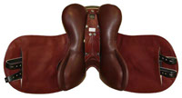 WOW Saddles panels are totally interchangeable.  there are 15 standard types of panel to suit different shapes of horses